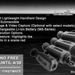 FLIR First Mate II Handheld Thermal Camera: For Maritime Navigation & Safety