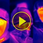 Which Type of Hat Conserves The Most Heat? Answers Revealed Through A Thermal Imaging Camera
