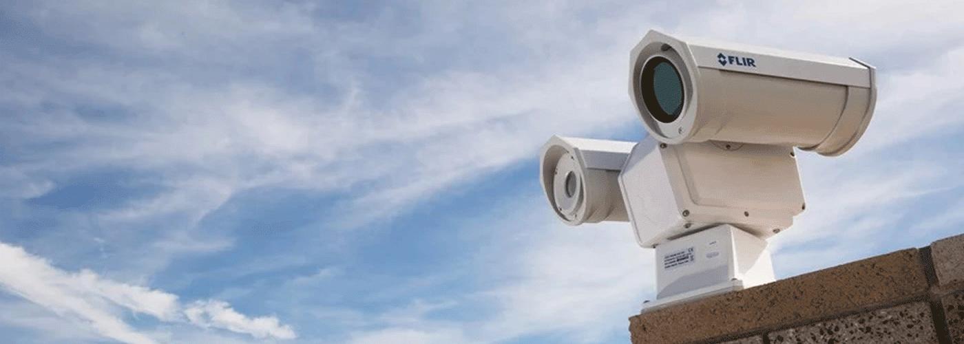 Thermal Security Cameras from FLIR
