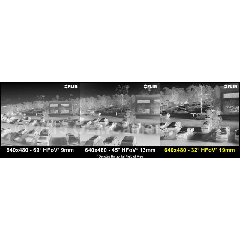 FLIR VUE 336 Thermal Imager 13mm Lens - 7.5Hz