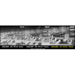 FLIR VUE 640 Thermal Imager 35mm Lens - 7.5Hz