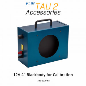 FLIR Tau 4 in. Blackbody Source for ALC & Supplemental FFC