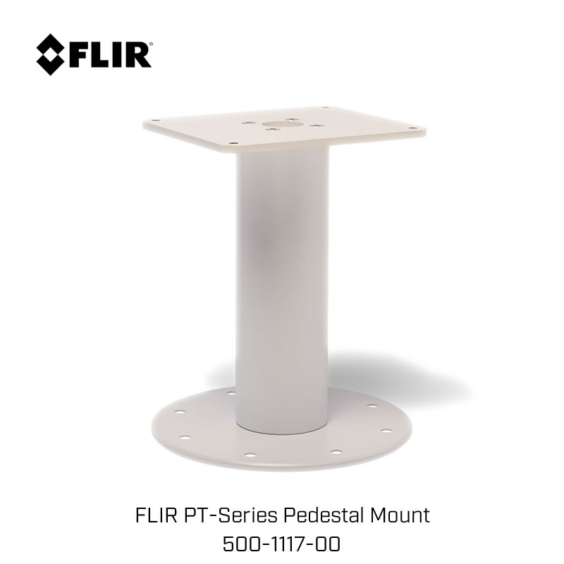FLIR PT-Series Pedestal Mount Assembly
