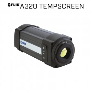 FLIR A320 (30Hz) 320 x 240 25°HFoV LWIR THERMAL EST CAMERA