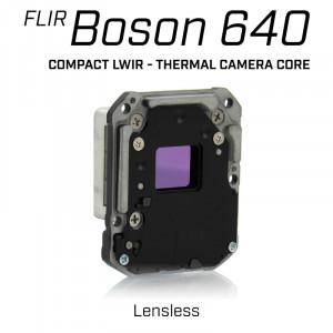 FLIR BOSON 640 x 512 Lensless - LWIR Thermal Camera Core