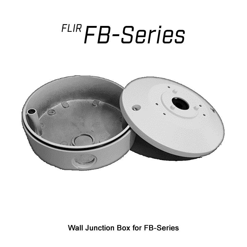 flir Wall Junction Box for FB-Series