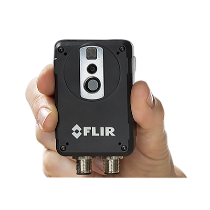 FLIR AX8 Thermal / Visible IP Camera Temperature Sensor