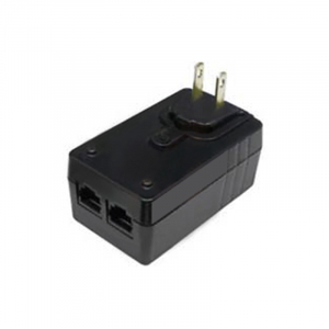 FLIR AX8 Gigabit PoE Injector 16 W, with US Plug Adapter