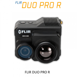 FLIR DUO PRO R 640 x 512 25mm 25°HFoV - LWIR HD DUAL-SENSOR THERMAL CAMERA