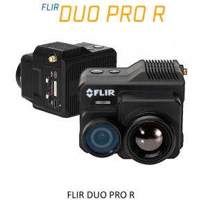 FLIR DUO PRO R 640 x 512 19mm 32°HFoV - LWIR HD DUAL-SENSOR THERMAL CAMERA