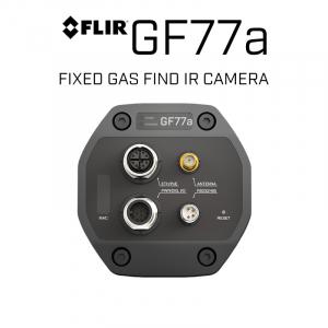 FLIR GF77a Fixed Gas Find IR Camera
