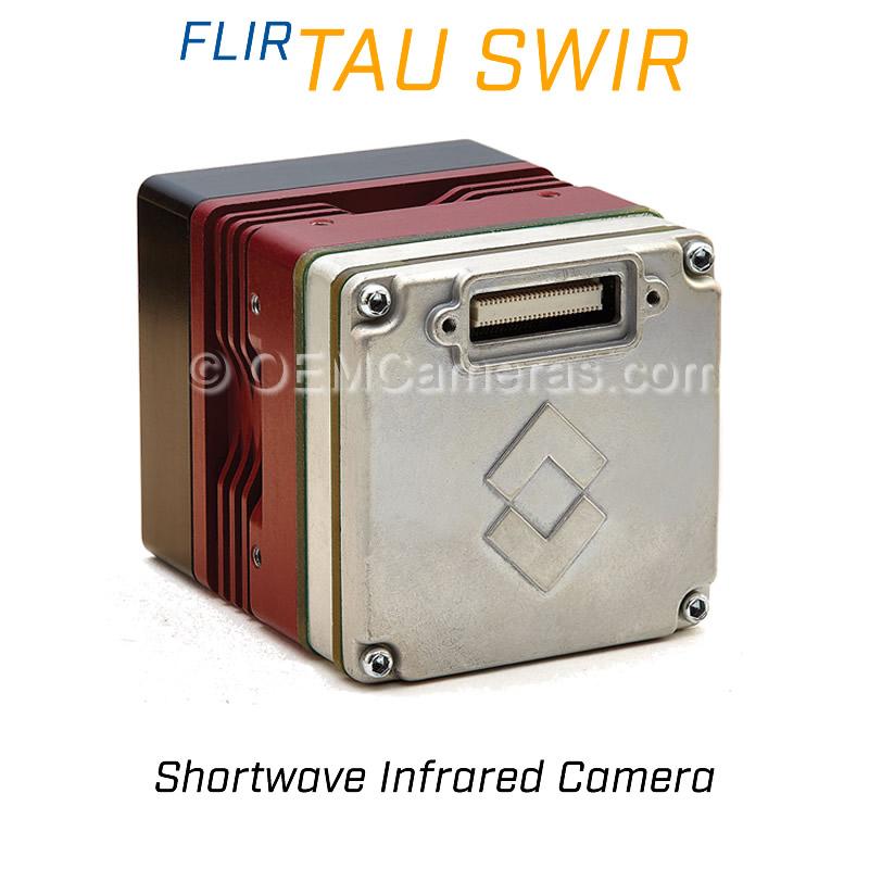 FLIR Tau SWIR 640 x 512 Lensless - Shortwave Infrared Camera