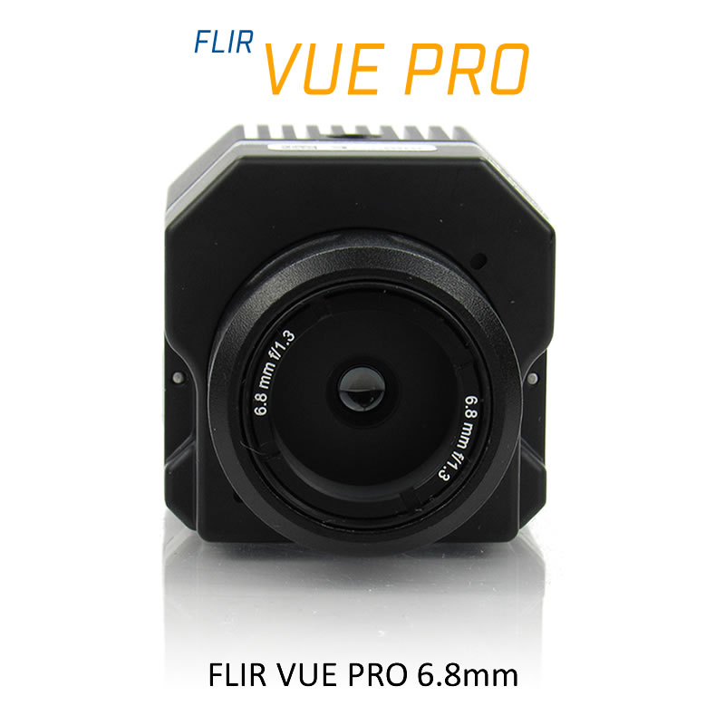 FLIR VUE PRO 336 x 256 6.8MM 45° HFOV - LWIR Thermal Camera for Drones <9Hz