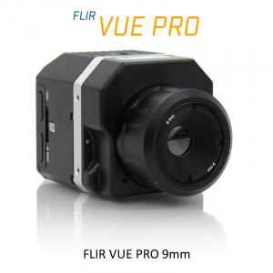 FLIR VUE PRO 640 x 512 9MM 69° HFOV - LWIR Thermal Camera for Drones 30Hz