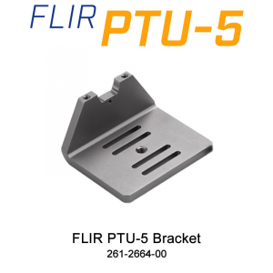 FLIR PTU-5 Side Mount Payload Bracket