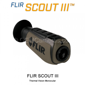 FLIR Scout III 240 Thermal Imaging Monocular
