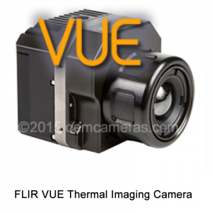 FLIR VUE 640 Thermal Imager 13mm Lens - 7.5Hz