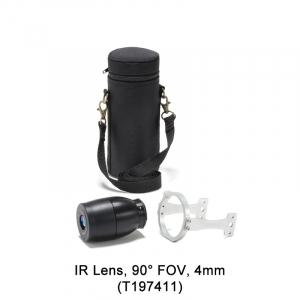 IR Lens, 90° FOV, 4mm (T197411)