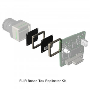 FLIR Boson Tau Replicator Board