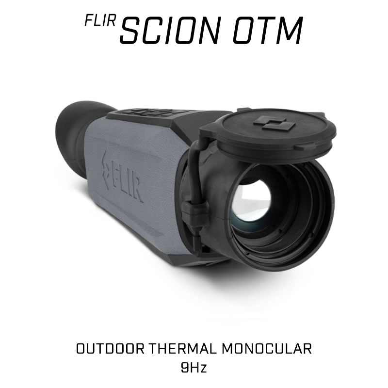 FLIR SCION OTM430 Outdoor Thermal Monocular