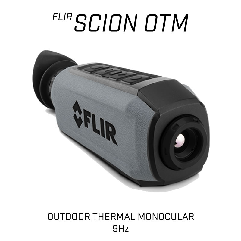 Scion OTM260 Outdoor Thermal Monocular