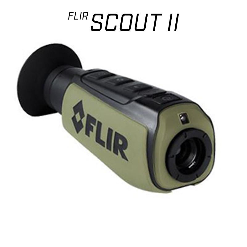 FLIR Scout II 640 <9Hz Thermal Imaging Monocular