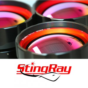 StingRay 100mm F/1.4 SWIR Manual Focus and Iris