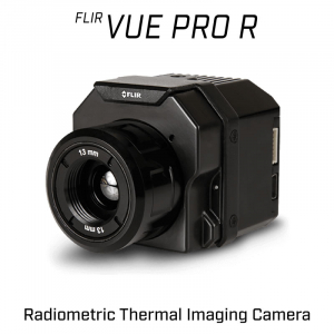 FLIR VUE PRO R 640 x 512 19MM 32° HFOV - LWIR Radiometric Thermal Camera for Drones <9Hz