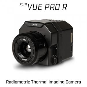 FLIR VUE PRO R 336 x 256 9MM 35° HFOV - LWIR Radiometric Thermal Camera for Drones 30Hz