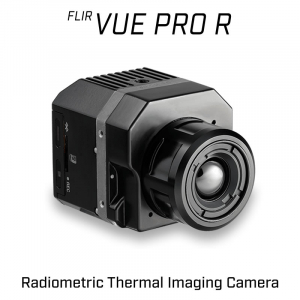 FLIR VUE PRO R 640 x 512 9MM 69° HFOV - LWIR Radiometric Thermal Camera for Drones <9Hz