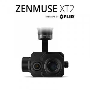 DJI Zenmuse XT2 336 x 256 25°HFoV LWIR Dual Sensor Thermal Gimbal