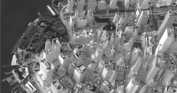 Skyline from Above with FLIR Neutrino
